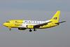 Mistral Air-Gruppo Posteitaliane Boeing 737-348 (QC) EI-BUE (msn 23810) ZRH (Andi Hiltl). Image: 913813.