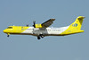 Mistral Air-Gruppo Posteitaliane ATR 72-212A (ATR 72-500) I-ADLW (msn 707) FCO (Karl Cornil). Image: 923287.