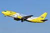 Mistral Air-Gruppo Posteitaliane Boeing 737-3Q8 (QC) EI-FGX (msn 28054) ZRH (Andi Hiltl). Image: 935842.