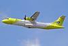 Mistral Air-Gruppo Posteitaliane ATR 72-212A (ATR 72-500) OY-YAE (msn 705) DUS (Keith Burton). Image: 938841.