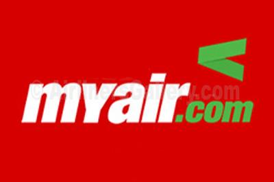 1. MyAir logo