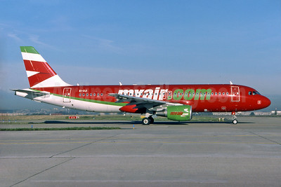 MyAir (My Way Airlines) (Italy)