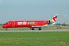 MyAir (myair.com) Bombardier CRJ900 (CL-600-2D24) EI-DUM (msn 15103) BLQ (Marco Finelli). Image: 900670.