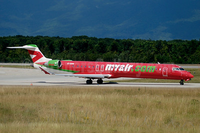 MyAir (myair.com) Bombardier CRJ900 (CL-600-2D24) EI-DUM (msn 15103)