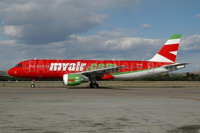 MyAir (myair.com) Airbus A320-214 EI-DJI (msn 1757) MAD (Ton Jochems). Image: 953611.
