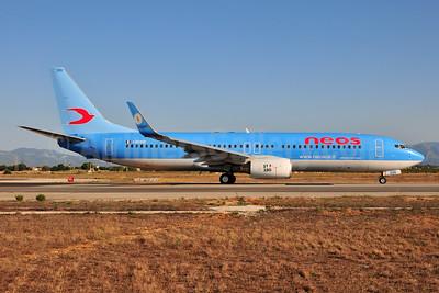 Neos Boeing 737-86N WL I-NEOW (msn 32685) PMI (Ton Jochems). Image: 953750.