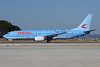 Neos Boeing 737-86N WL I-NEOZ (msn 34257) (Radio Italia) PMI (Ton Jochems). Image: 923616.