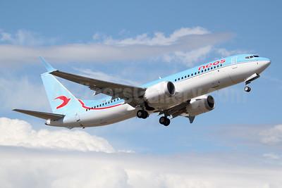 Neos Boeing 737-8 MAX 8 EI-RZD (msn 43582) BFI (Joe G. Walker). Image: 954078.