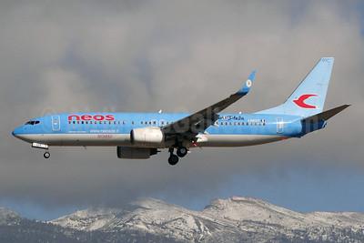 Neos Boeing 737-86N WL I-NEOT (msn 33004) (Radio Italia) TFS (Paul Bannwarth). Image: 922300.