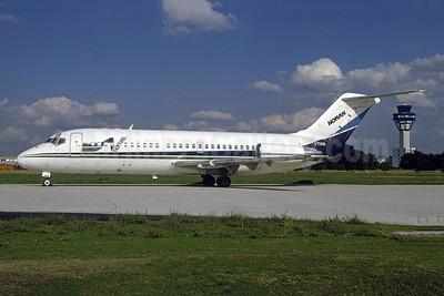 Noman McDonnell Douglas DC-9-15F I-TIAN (msn 47010) (Bruce Drum Collection). Image: 955348.