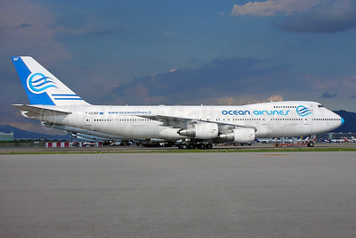 Ocean Airlines (Italy) Boeing 747-228 (F) F-GCBF (msn 22794) HKG (Marco Finelli). Image: 943765.