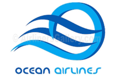 1. Ocean Airlines (Italy) logo