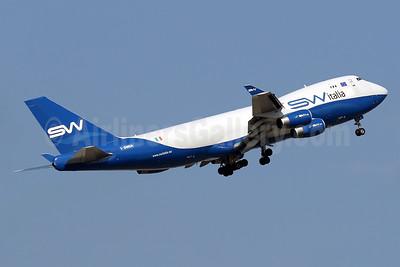SW Italia Boeing 747-4R7F I-SWIA (msn 29729) HKG (Javier Rodriguez). Image: 936158.
