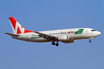 Trawel fly (Astraeus Airlines) Boeing 737-33A G-STRI (msn 25011) PMI (Stefan Sjogren). Image: 905265.