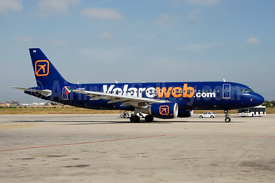 Volareweb.com (Volare Airlines 2nd) Airbus A320-214 I-WEBB (msn 3161) PMI (Ton Jochems). Image: 953305.