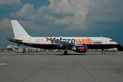 Leased from XL Airways Germany on July 21, 2006