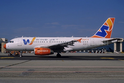 Wind Jet Airbus A319-132 EI-ECY (msn 2723) (Christian Volpati Collection). Image: 922423.