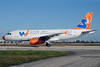 Wind Jet Airbus A319-132 N501NK (EI-EDM) (msn 2424) MIA (Bruce Drum). Image: 101181.