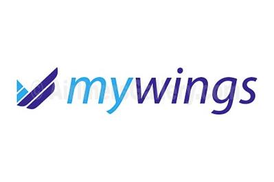 1. MyWings logo