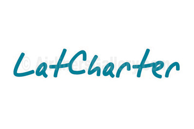 1. LatCharter Airlines logo