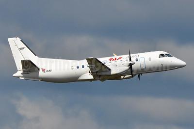 RAF Avia SAAB 340A (F) YL-RAF (msn 052) HEL (Tony Storck). Image: 943675.