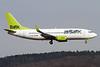 airBaltic Boeing 737-36Q WL YL-BBX (msn 30334) ZRH (Andi Hiltl). Image: 937141.
