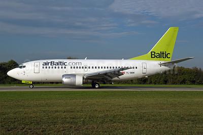 airBaltic (airBaltic.com) Boeing 737-522 YL-BBM (msn 26680) ZRH (Rolf Wallner). Image: 943567.