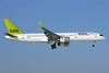 airBaltic (airBaltic.com) Boeing 757-256 WL YL-BDC (msn 26253) LGW (Antony J. Best). Image: 904590.