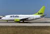 airBaltic Boeing 737-522 YL-BBQ (msn 26691) PMI (Ton Jochems). Image: 938328.