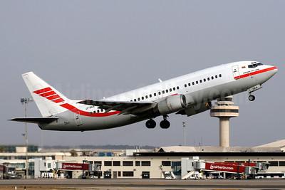 Aurela Aircompany Boeing 737-35B LY-SKA (msn 23972) PMI (Javier Rodriguez). Image: 909343.