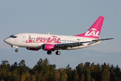 """Vilnius - European Capital of Culture"" logo jet"