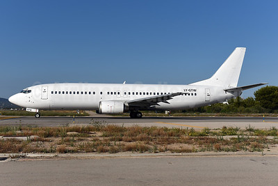 GetJet Airlines Boeing 737-4Q8 LY-GTW (msn 24332) PMI (Ton Jochems). Image: 942542.