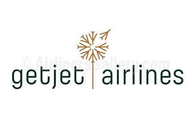 1. GetJet Airlines logo