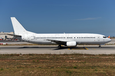 GetJet Airlines Boeing 737-4S3 LY-PGC (msn 25596) PMI (Ton Jochems). Image: 942543.