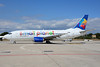 Small Planet Airlines (Lithuania) Boeing 737-3L9 LY-FLE (msn 27061) PMI (Ton Jochems). Image: 920708.