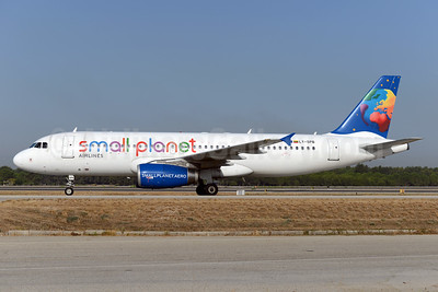 Small Planet Airlines (Lithuania) Airbus A320-232 LY-SPB (msn 2987) AYT (Ton Jochems). Image: 933143.