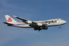 Cargolux Airlines International (Luxembourg) Boeing 747-4R7F LX-SCV (msn 29733) BKK (Jens Polster). Image: 902921.