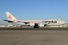 Cargolux Airlines International (Luxembourg) Boeing 747-4R7F LX-VCV (msn 34235) AMS (Ton Jochems). Image: 939648.
