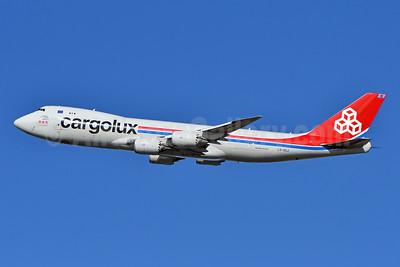 Cargolux Airlines International (Luxembourg) Boeing 747-8R7F LX-VCJ (msn 38077) (HNCA) JFK (Fred Freketic). Image: 944357.