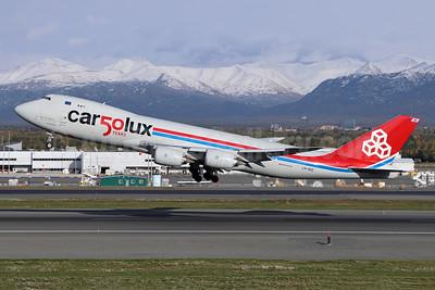 """""""Spirit of Cargolux"""" - 50 Years logo"""