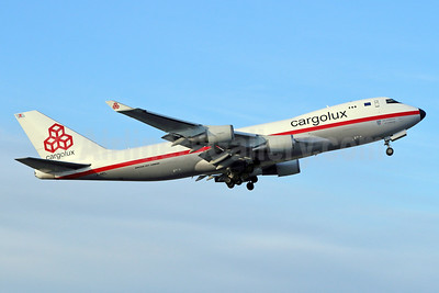 Cargolux Airlines International (Luxembourg) Boeing 747-4EV (F) ER LX-NCL (msn 35170) ANC (Michael B. Ing). Image: 951728.