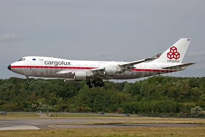 Cargolux's 1970 retro livery