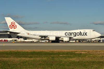 Cargolux Airlines International (Luxembourg) Boeing 747-4EVF ER LX-JCV (msn 35171) JFK (Fred Freketic). Image: 935748.