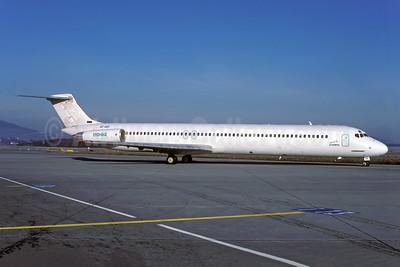 Avioimpex - Adria Airways McDonnell Douglas DC-9-82 (MD-82) S5-ABB (msn 48087) ZRH (Rolf Wallner). Image: 941079.
