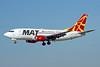 MAT-Macedonian Airlines Boeing 737-522 Z3-AAH (msn 26675) ZRH (Roland Nussbaumer). Image: 900567.