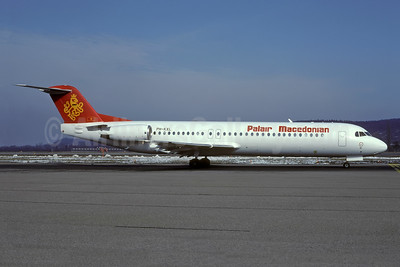 Crashed on takeoff at Skopje on March 5, 1993, 83 people killed