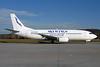 Skywings International (Airlift Service) Boeing 737-382 Z3-AAN (msn 24365) ZRH (Rolf Wallner). Image: 905696.