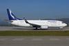 Skywings International (Airlift Service) (Hamburg International) Boeing 737-33A WL Z3-AAJ (msn 23827) ZRH (Rolf Wallner). Image: 903946.