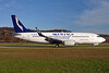 Skywings International (Airlift Service) (Hamburg International) Boeing 737-33A WL Z3-AAJ (msn 23827) ZRH (Rolf Wallner). Image: 930685.