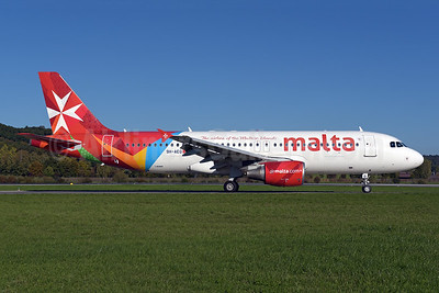 Malta - airmalta.com (Air Malta 2nd) Airbus A320-214 9H-AEQ (msn 3068) ZRH (Rolf Wallner). Image: 943788.
